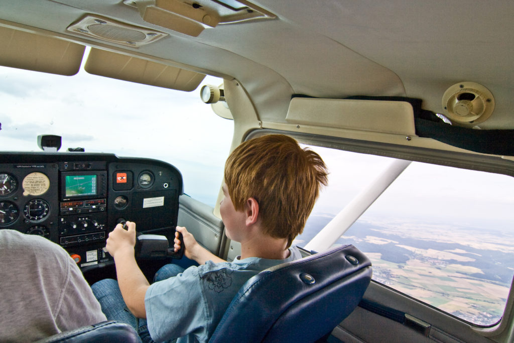 Choosing the right flight school doesn't always mean choosing some place or someone with the most experience.